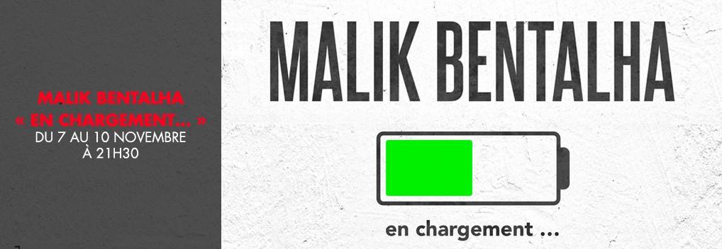 MALIK BENTALHA « En chargement… »