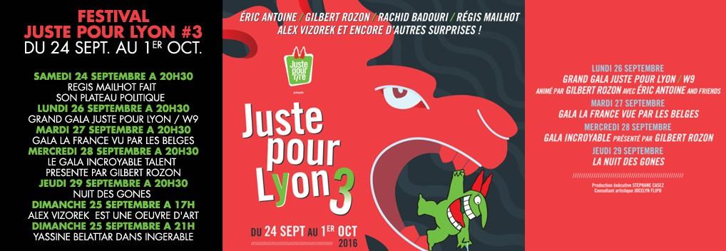 Juste pour Lyon N°3