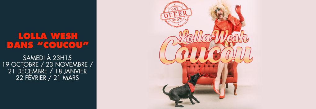 """Lolla Wesh dans """"Coucou"""""""